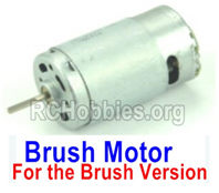 SG 1601 RAVAGE Motor Parts-Brush Motor, 390 Motor,Only for the Brush version,M16034