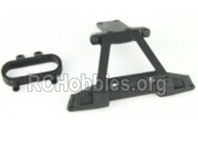 SG 1601 Rear Bumer Assembly Parts-M16005
