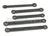 SG 1602 Rear Upper Links+Steering Links + Servo Link-M16009