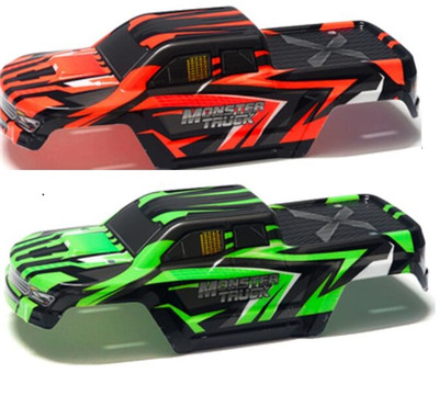 SG 1601 RAVAGE Body Shell Cover Parts-1pcs-3 Color you can choose(For Brush Version)
