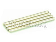HBX 16889 Front Lower or Rear Lower Suspension Hinge Pins-4pcs-M16024