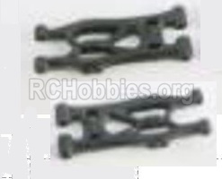 HBX Rampage 18859E Rear Lower Supension Arms Parts, Rear lower Swing Arms(2pcs). 18104