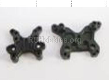 HBX Rampage Front and Rear Shock Tower Parts,shockproof board(2pcs). 18112