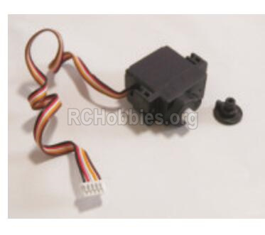 HBX Rampage 18859E Servo Parts with 5 Wire. 9g. 18030