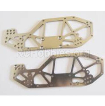 HBX 2098B Devastator Parts-Side Plates(Left and Right)-Parts-24950