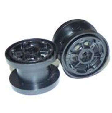 HaiBoxing HBX 2098B Devastator Parts-wheel hub Parts-wheel hub(2pcs)-Not include the Tire lether-24805