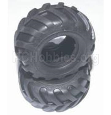 HBX Devastator Parts-tire lether Parts-tire lether(2pcs)-Not include the Wheel Hub-24966