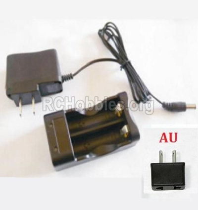 HBX 2118 Parts-Charger Parts-03 Charge Box and Charger(Australia Standard Socket) Parts-25028