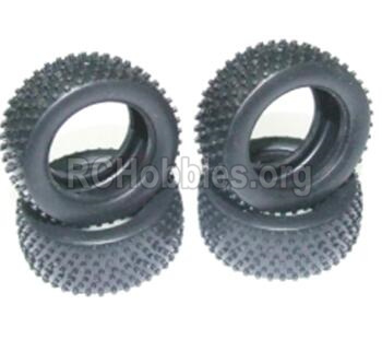 HBX 2118 Parts-Tire lether(4pcs) Parts-Not include the Wheel hub Parts-24024R
