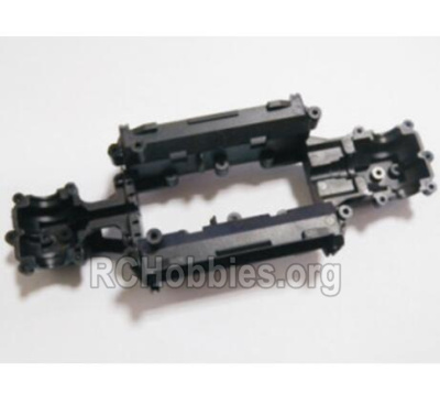 HBX 2128 Wildrider Parts-Chassis,Bottom frame Parts-25000R