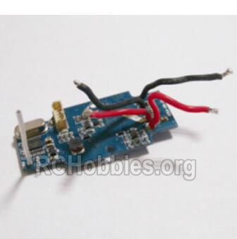 HBX 2128 Wildrider Parts-Receiver,ESC,Receiver board Parts-25010