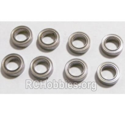 HBX 2128 Wildrider Bearing Parts-Ball Bearing(6.35x9.53x3.2mm)-8pcs Parts-25070