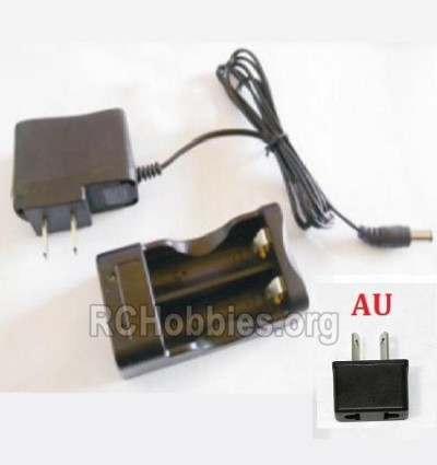 HBX 2128 Wildrider Parts-Charge Box and Charger(Australia Standard Socket) Parts-25028
