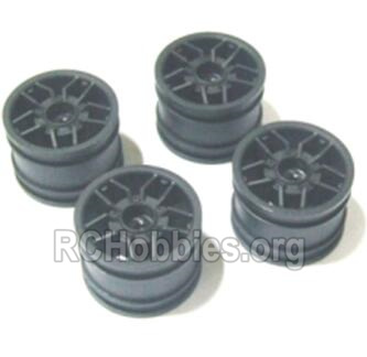 HBX 2128 Wildrider Parts-Wheel Hub(4pcs)-Not include the tire lether Parts-24026