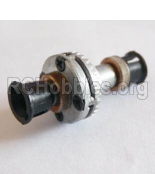 HBX 2138 Fire Runner Parts-Differentials Parts-ALL Differentials assembly Parts-25022R