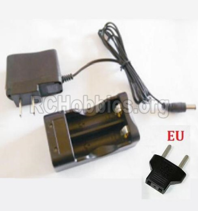 HBX 2138 Fire Runner Parts-Charger Parts-Charge Box and Charger(Europen Standard Socket) Parts-25026