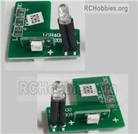 HG P408 Front Steering Light board Parts. Left + Right. HMDZ-(001-002)