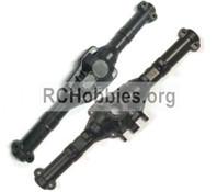 Subotech BG1520 Straight bridge Shell cover(Front+Rear)-S15200901+S15200902