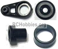 Subotech BG1520 Rudder swing arm + clutch fixture + steering gear + lock cap-S15201605/06/07+S15201701