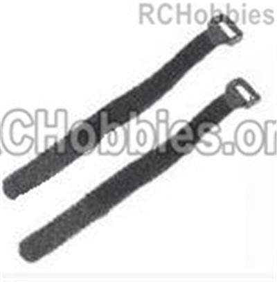 Subotech BG1525 Battery tie Parts, plastic tie.