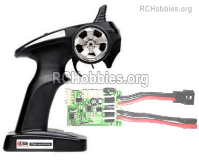 Subotech BG1525 Transmitter and Receiver board Parts. CJ0016 + DZDB04.