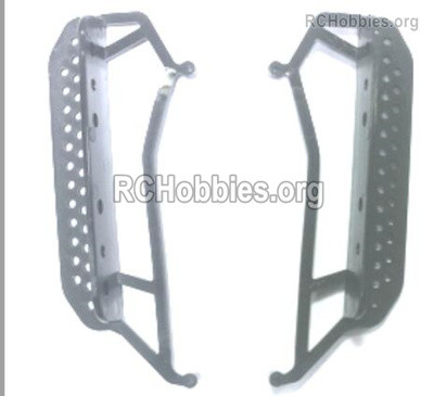 Subotech BG1525 Pedal assembly Parts. S15250204+0205