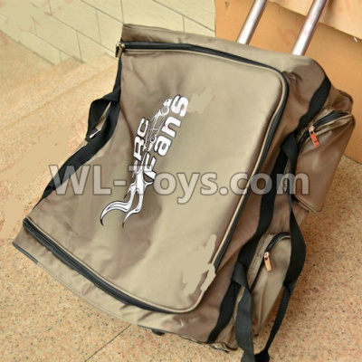 Wltoys 10402 RC Car Parts-Car bags,luggage,trolley carts,Be Suitable for TM,E63,JLB Racing,cheetah,bison horses,Big foot truck,Wltoys 10402 Parts