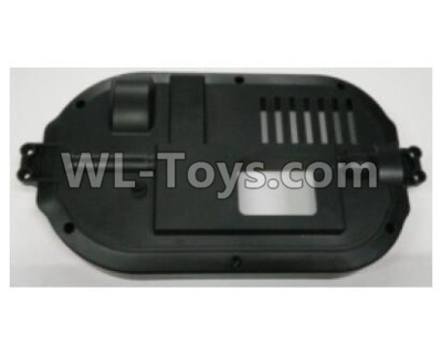 Wltoys 10402 RC Car Parts-Upper cover for the Bottom frame-10402.0832,Wltoys 10402 Parts