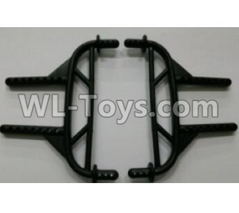 Wltoys 10402 RC Car Parts-Car shell pillar,Car shell support frame(2pcs)-10402.0843,Wltoys 10402 Parts