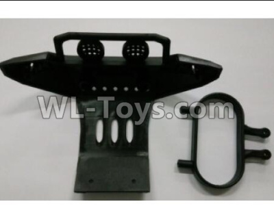 Wltoys 10402 RC Car Parts-Front bumper-10402.0844,Wltoys 10402 Parts