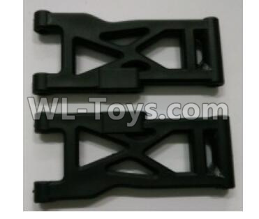 Wltoys 10402 RC Car Parts-Front swing arm(2pcs)-10402.0846,Wltoys 10402 Parts