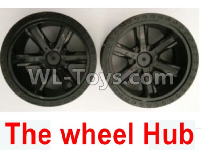 Wltoys 10402 RC Car Parts-Wheel Hub(2pcs)-Not include the Tire lether-10402.0848,Wltoys 10402 Parts