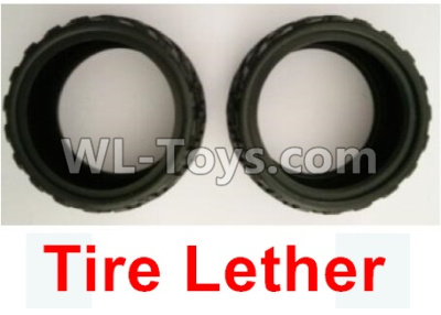 Wltoys 10402 RC Car Parts-Tire Lether(2pcs-Not include the Wheel hub)-10402.0849,Wltoys 10402 Parts