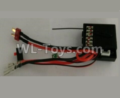 Wltoys 10402 RC Car Parts-Receiver board Parts,Circuit board-10402.0886,Wltoys 10402 Parts