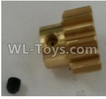 Wltoys 10402 RC Car Parts-The copper gear-10402.0870,Wltoys 10402 Parts