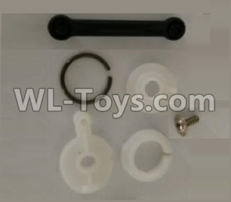 Wltoys 10402 RC Car Parts-The Servo Steering arm Parts-10402.0859,Wltoys 10402 Parts