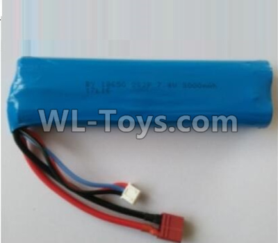 Wltoys 10402 RC Car Parts-battery-7.4V 3000MAH 15C Battery(1pcs)-136x37x19mm-10402.0884,Wltoys 10402 Parts