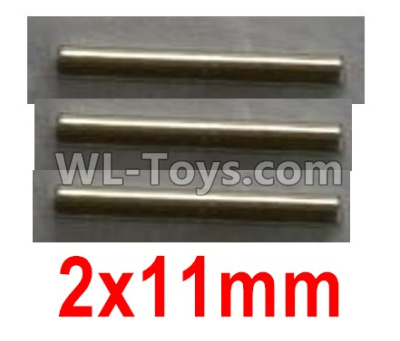 Wltoys 10402 RC Car Parts-Optical axis-2X11mm(3pcs)-10428-2.0332,Wltoys 10402 Parts