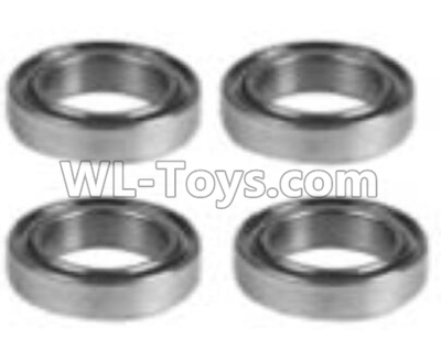 Wltoys 10402 RC Car Parts-Bearing Parts(10X15X4)-4PCS-K939-52,Wltoys 10402 Parts