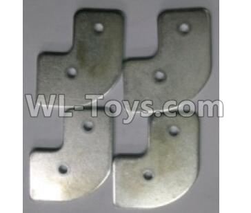 Wltoys 10402 RC Car Parts-Counterweight block A(4pcs)-54.5X47.7X3mm-10402.0888,Wltoys 10402 Parts