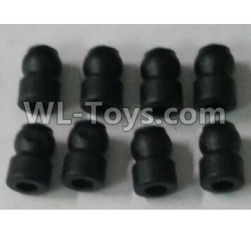 Wltoys 10402 RC Car Parts-5.8X9.0mm ball head screws Parts(8pcs)-10428-2.0751,Wltoys 10402 Parts