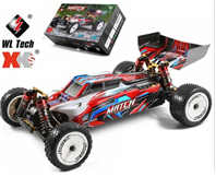 Wltoys 104001 RC Car and Parts