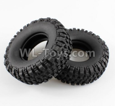 Wltoys 10428-B2 RC Car Parts-Tire lether Parts(2pcs)-K949-02,Wltoys 10428-B2 Parts