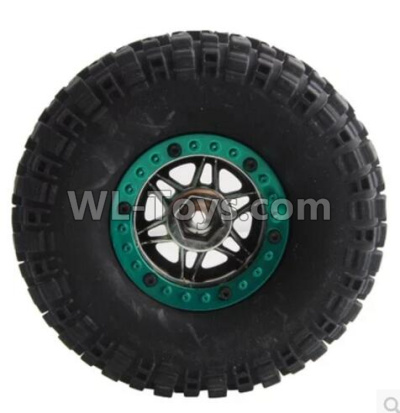 Wltoys 10428-B2 RC Car Parts-Whole wheel unit(1pcs),Wltoys 10428-B2 Parts
