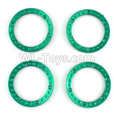 Wltoys 10428-B2 RC Car Parts-Tire positioning ring(4pcs)-K949-04,Wltoys 10428-B2 Parts