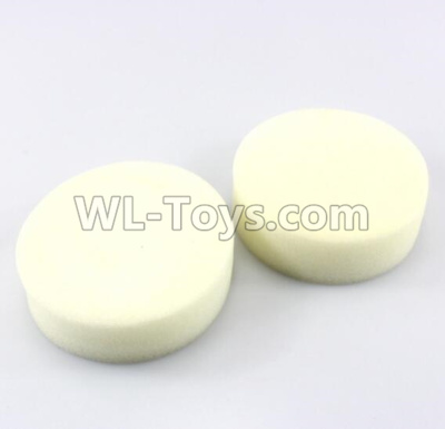 Wltoys 10428-B2 RC Car Parts-Tyre sponge(2pcs)-K949-05,Wltoys 10428-B2 Parts