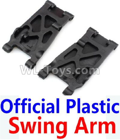 Wltoys 10428-B2 RC Car Parts-Plastic Swing Arm Parts-2pcs-K949-09,Wltoys 10428-B2 Parts