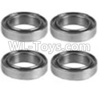 Wltoys 10428-B2 RC Car Parts-Bearing Parts(10X15X4)-4PCS,Wltoys 10428-B2 Parts