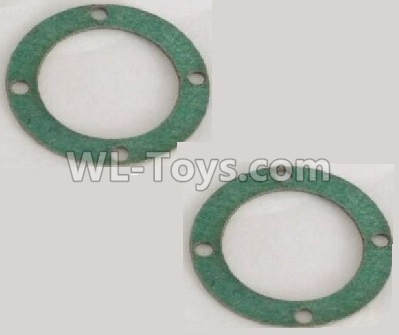 Wltoys 10428-B2 RC Car Parts-Green paper component(2pcs)-12401.0298,Wltoys 10428-B2 Parts