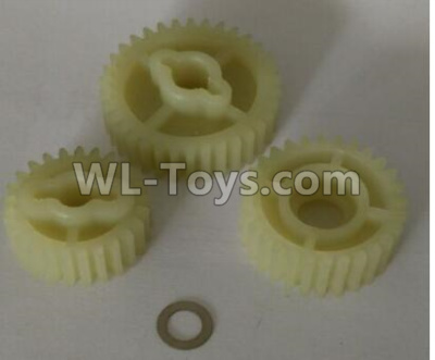 Wltoys 10428-B2 RC Car Parts-Transmission gear set-10428-2.0328,Wltoys 10428-B2 Parts